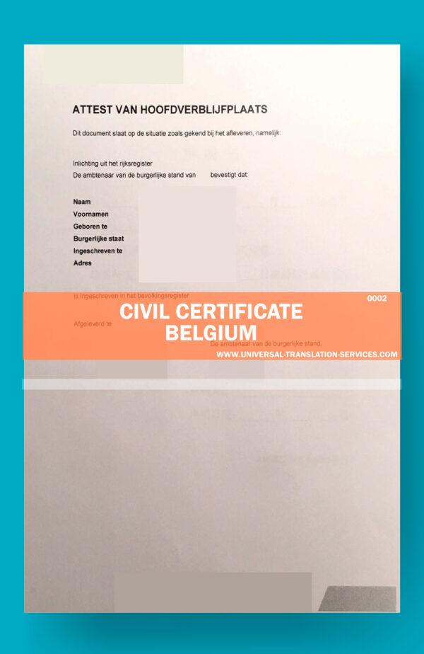0002attest-van-civil-certificate-belgium