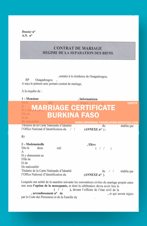 129174-marriage-certificate-burkina-faso