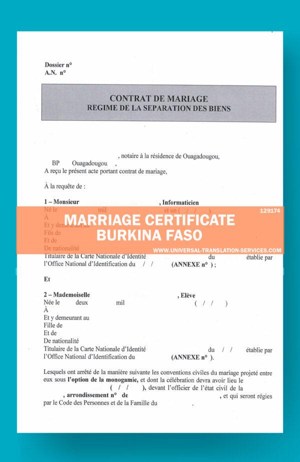 129174-marriage-certificate-burkina-faso