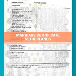 marriage-cert-netherlands