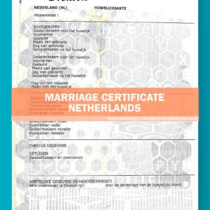 marriage-cert-netherlands