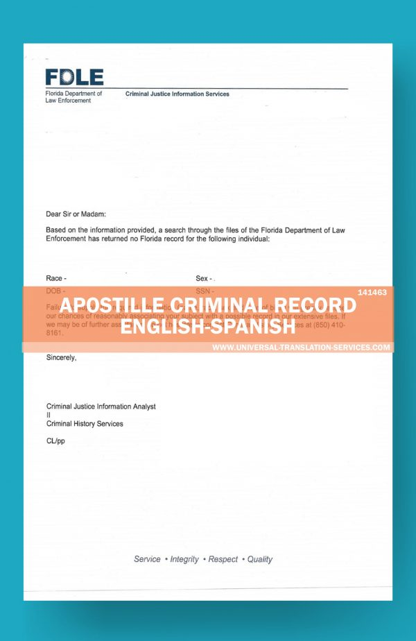 141463_Apostille+Criminal Record-English-Spanish[2]